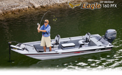 2015 - G3 Boats - Eagle 160 PFX