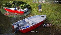 2015 - G3 Boats - Guide V150 T