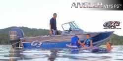 2015 - G3 Boats - Angler V175 FS