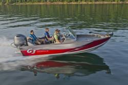 2015 - G3 Boats - Angler V192 SF