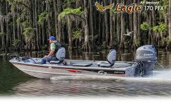 2015 - G3 Boats - Eagle 170 PFX