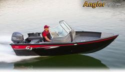 2015 - G3 Boats - Angler V164 F