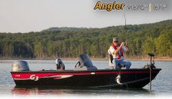 2015 - G3 Boats - Angler V167 T