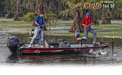 2015 - G3 Boats - Eagle 166