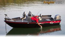 2015 - G3 Boats - Angler V164 C