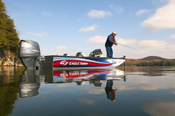 2015 - G3 Boats - Talon 17 DLX