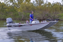 2018 - G3 Boats - Gator Tough 17 CCJ DLX