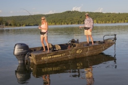 2018 - G3 Boats - Gator Tough 17 SC