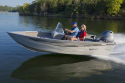 2018 - G3 Boats - Angler V16 C