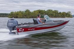 2018 - G3 Boats - Angler V17 SF
