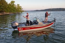 2018 - G3 Boats - Angler V18 F