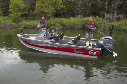 2018 - G3 Boats - Angler V21 F