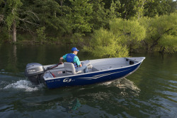 2018 - G3 Boats - Guide V150 T