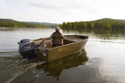 2018 - G3 Boats - Outfitter V167 T