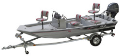 2019 - G3 Boats - Gator Tough 16 CCJ DLX