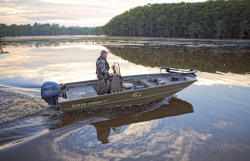 2019 - G3 Boats - Gator Tough 17 CC