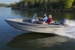 2019 - G3 Boats - Angler V16 C
