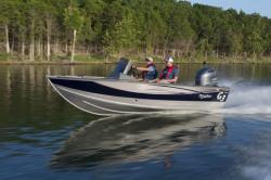 2019 - G3 Boats - Angler V18 C