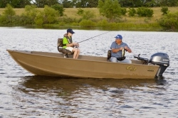 2019 - G3 Boats - Outfitter V150 T