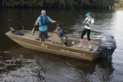 2020 - G3 Boats - Gator Tough 17 CC