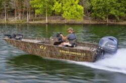 2020 - G3 Boats - Gator Tough 17 SC