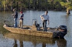 2020 - G3 Boats - Gator Tough 18 CC