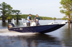 2020 - G3 Boats - Bay 18 DLX
