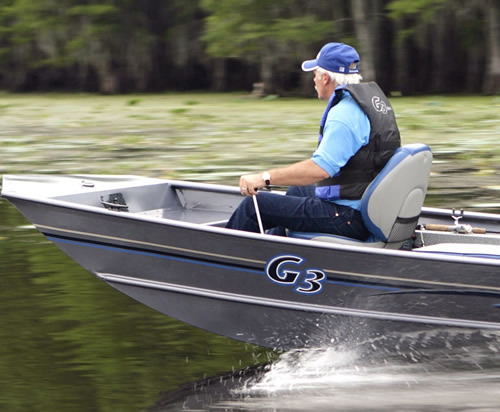 Research G3 Boats Eagle 155 Pf Multi Species Fishing Boat