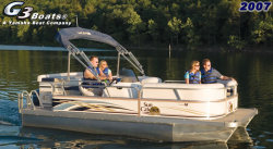 G3 Boats 18 Cruise Multi-Species Fishing Boat