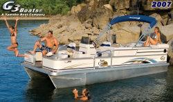 G3 Boats 208 Fish  Cruise Multi-Species Fishing Boat