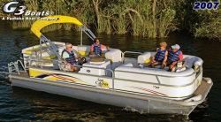G3 Boats LX3 22 SE Pontoon Boat