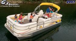 G3 Boats LX20 Cruise Pontoon Boat