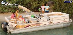 G3 Boats LX3 22 Cruise Pontoon Boat