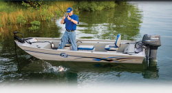 2008 - G3 Boats - Eagle 165 PF Vinyl