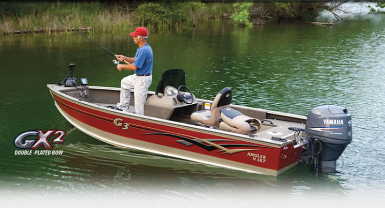 Research 2008 G3 Boats Angler V167 C On Iboats Com