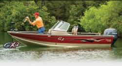2008 - G3 Boats - Angler V172F