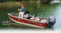 2008 - G3 Boats - Angler V167 C