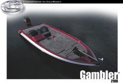 2009 - Gambler Boats - Gambler 2100