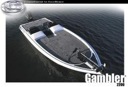 2009 - Gambler Boats - Gambler 2200