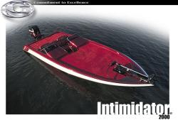 2009 - Gambler Boats - Intimidator 2000