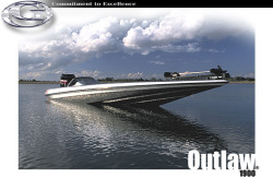 2009 - Gambler Boats - Outlaw 1900