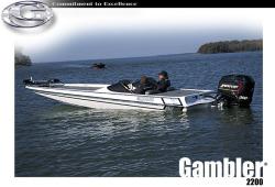 2011 - Gambler Boats - Gambler 2200