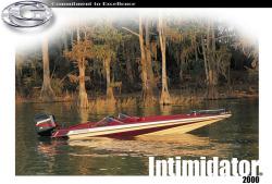 2011 - Gambler Boats - Intimidator 2000