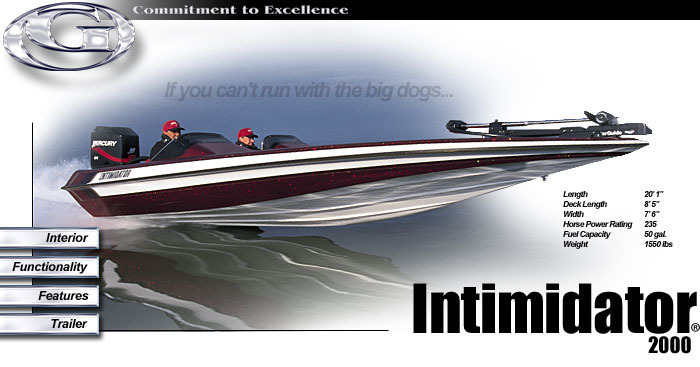 Research Gambler Boats Intimidator On Iboatscom - Gambler bass boat decals