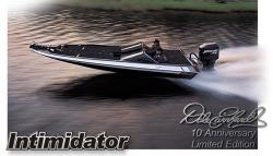 2012 - Gambler Boats - Intimidator Dale Earnhardt Limited Ed