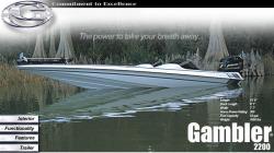 2012 - Gambler Boats - Gambler 2200
