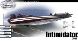 Gambler Boats Intimidator 2000 Bass Boat
