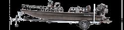 2018 - Gator Tail - Bowfish Series