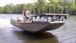 2012 - Gator Boats - Big Water