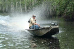 2012 - Gator Boats - The Rogue